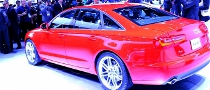 EyesOn Design Award for Audi A6