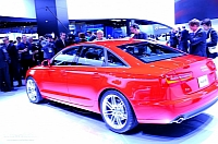 Audi A6 at NAIAS