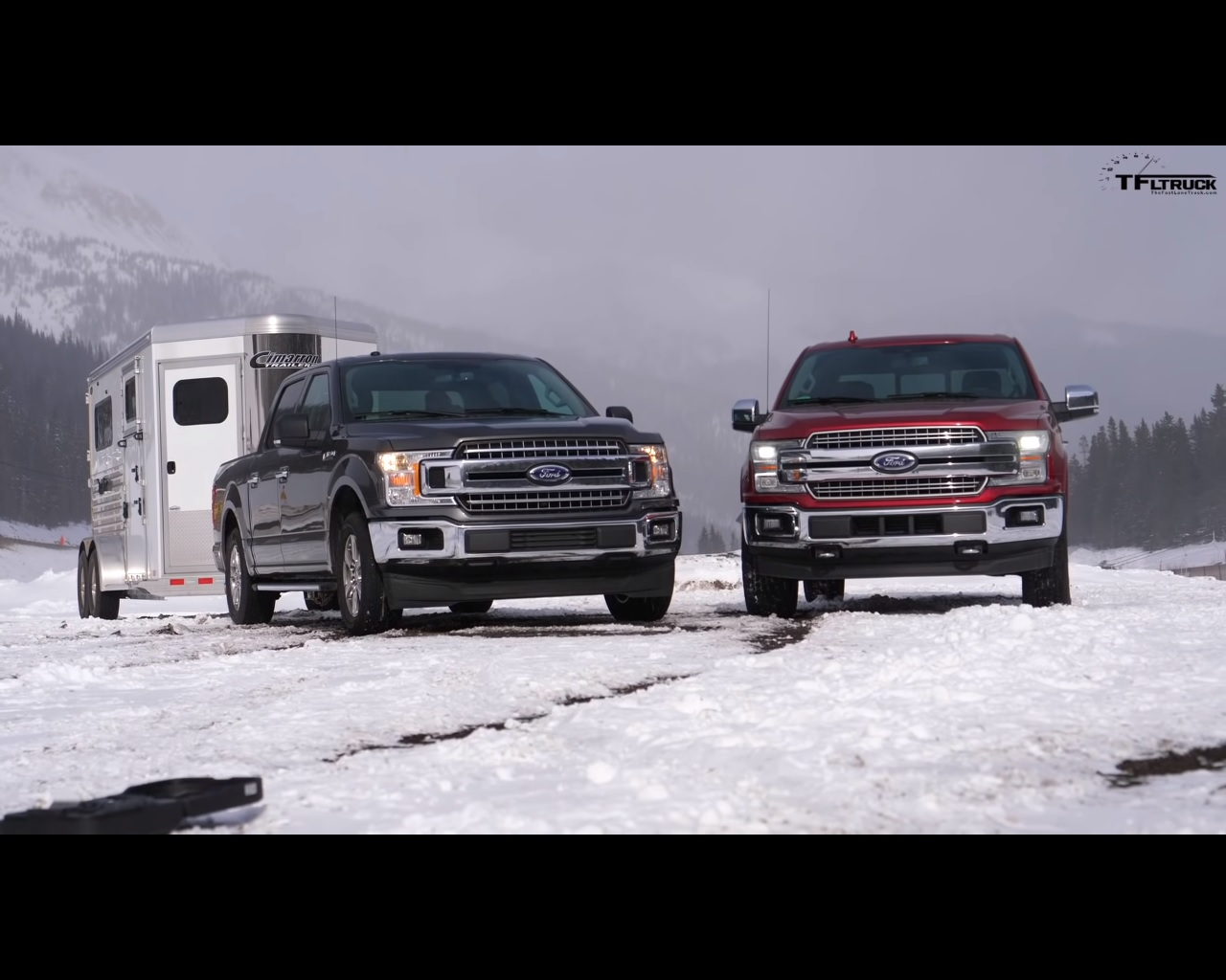 f 150 coyote v8 vs f 150 ecoboost v6 which is better for towing autoevolution. Black Bedroom Furniture Sets. Home Design Ideas