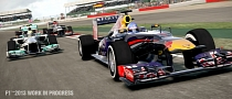 F1 2013 Game: Delicious Screenshots Released [Photo Gallery]