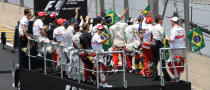 F1 Drivers' Parade to Change Format in 2010