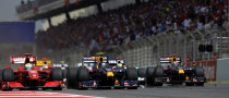 F1 Drops $200 Million in Profits in 2009