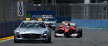 F1 Safety Car Rules Changed