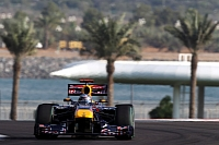 Testing in Abu Dhabi would be perfect in case Bahrain won't work out