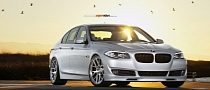 F10 BMW 5-Series on ADV.1 Wheels [Photo Gallery]