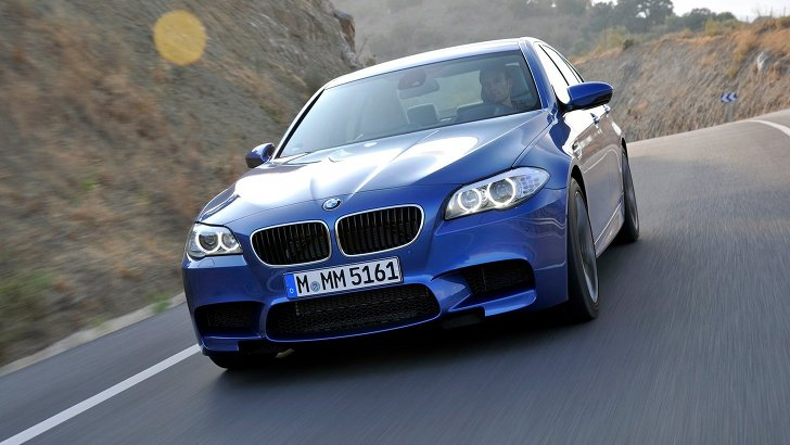 F10 BMW M5 Posts New 0 to 60 MPH Sprint Time: 3.7 seconds [Updated]