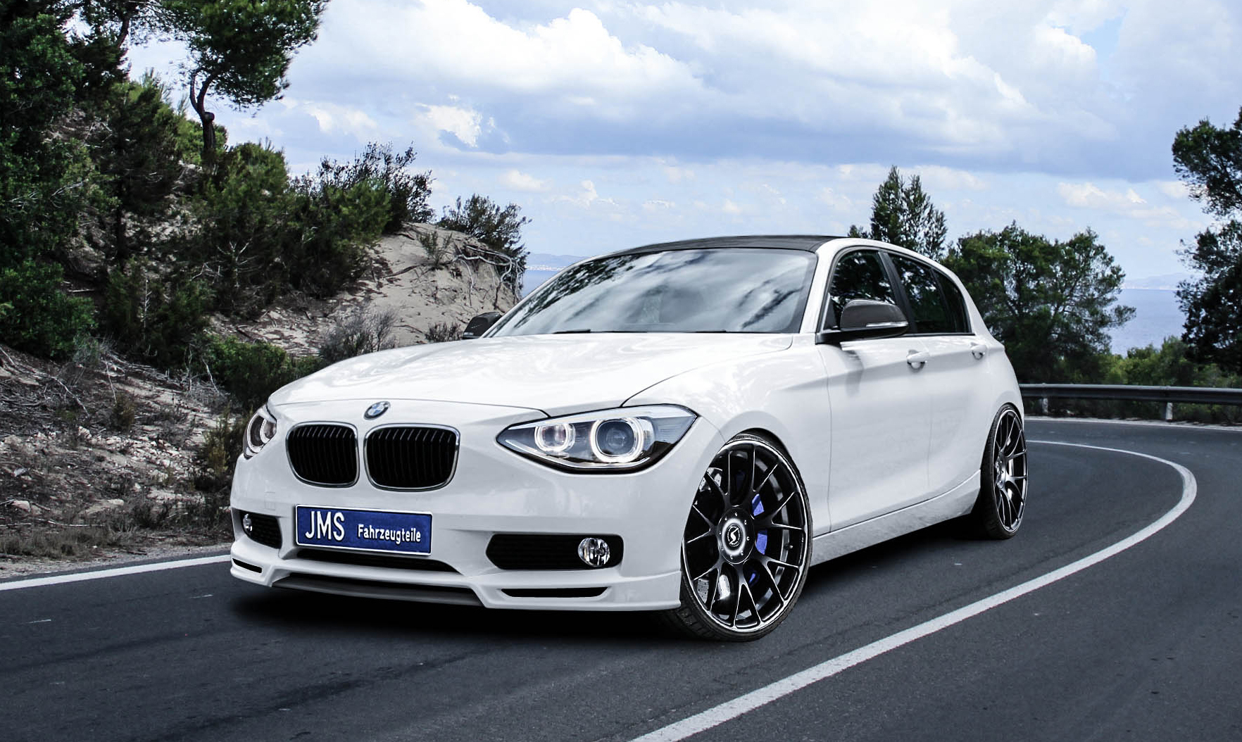 f20 bmw 1 series tuning by jms autoevolution. Black Bedroom Furniture Sets. Home Design Ideas