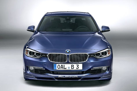 F30 Alpina B3 Previewed Before Geneva Debut