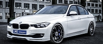 F30 BMW 3 Series Tuned by JMS