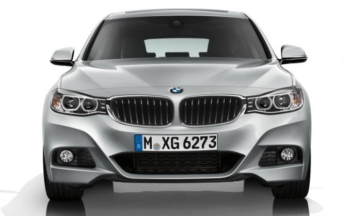 F34 BMW 3-Series Gran Turismo First Photos Leaked [Photo Gallery]