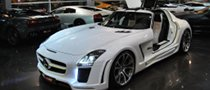 FAB Design Mercedes SLS AMG Now Wider