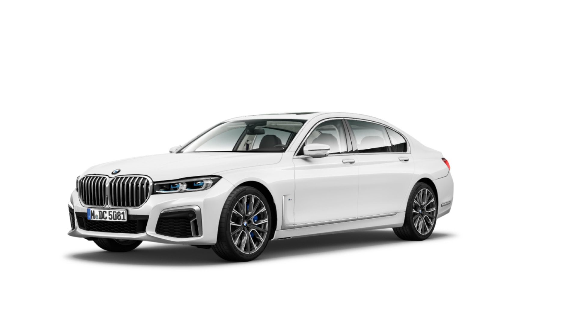 Facelifted 2020 Bmw 7 Series Features X7 Grille Autoevolution