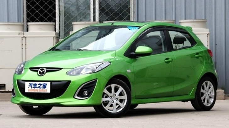 Facelifted Mazda 2 Set to Go On Sale in China on September 22