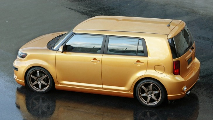 Facelifted Scion xB Coming in 2015?