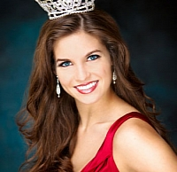 Loren Vaillancourt, Miss South Dakota