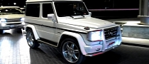 Fake G63 AMG Two-Door Spotted in Dubai [Video]
