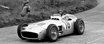 Famous 1954 Mercedes-Benz Race Car to be Auctioned at Goodwood