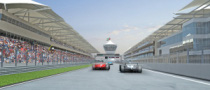 Fans to Test Drive Abu Dhabi Circuit