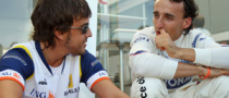 Fans Want Alonso & Kubica Duo at Ferrari