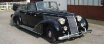 Fascist Leaders' Car Goes on Auction