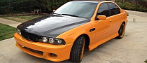 Fast and Furious BMW E39 M5 Replica for Sale