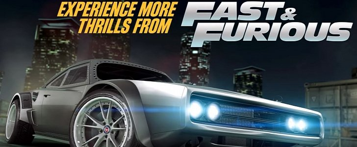 Fast & Furious Returns to CSR Racing 2 - autoevolution
