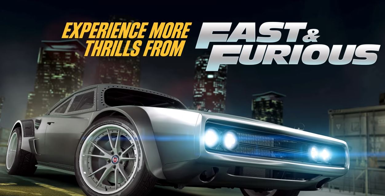 Fast & Furious Returns to CSR Racing 2 - autoevolution
