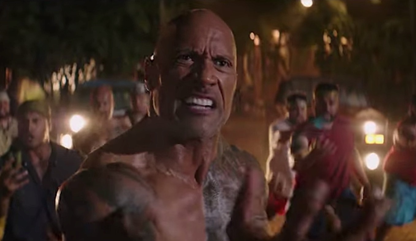 Roman Reigns featured alongside The Rock in new trailer for