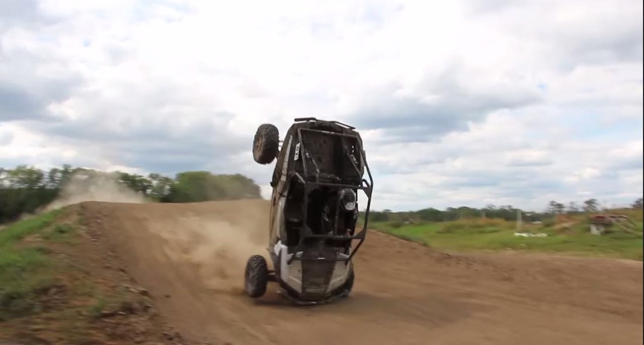 RZR CRASH - EJECTED - Driver Cheats Death - YouTube |Polaris Rzr Crash