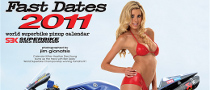 FastDates Launches 2011 Superbike Swimsuit Calendar