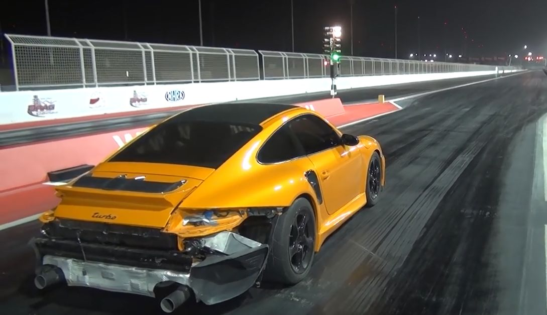 This Stripped-Down Monster Is the Fastest Porsche 911 in the World