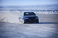 Nokian tires set new speed record on ice