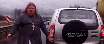 Fat Rasputin Is a Bad Driver in Russia [Video]