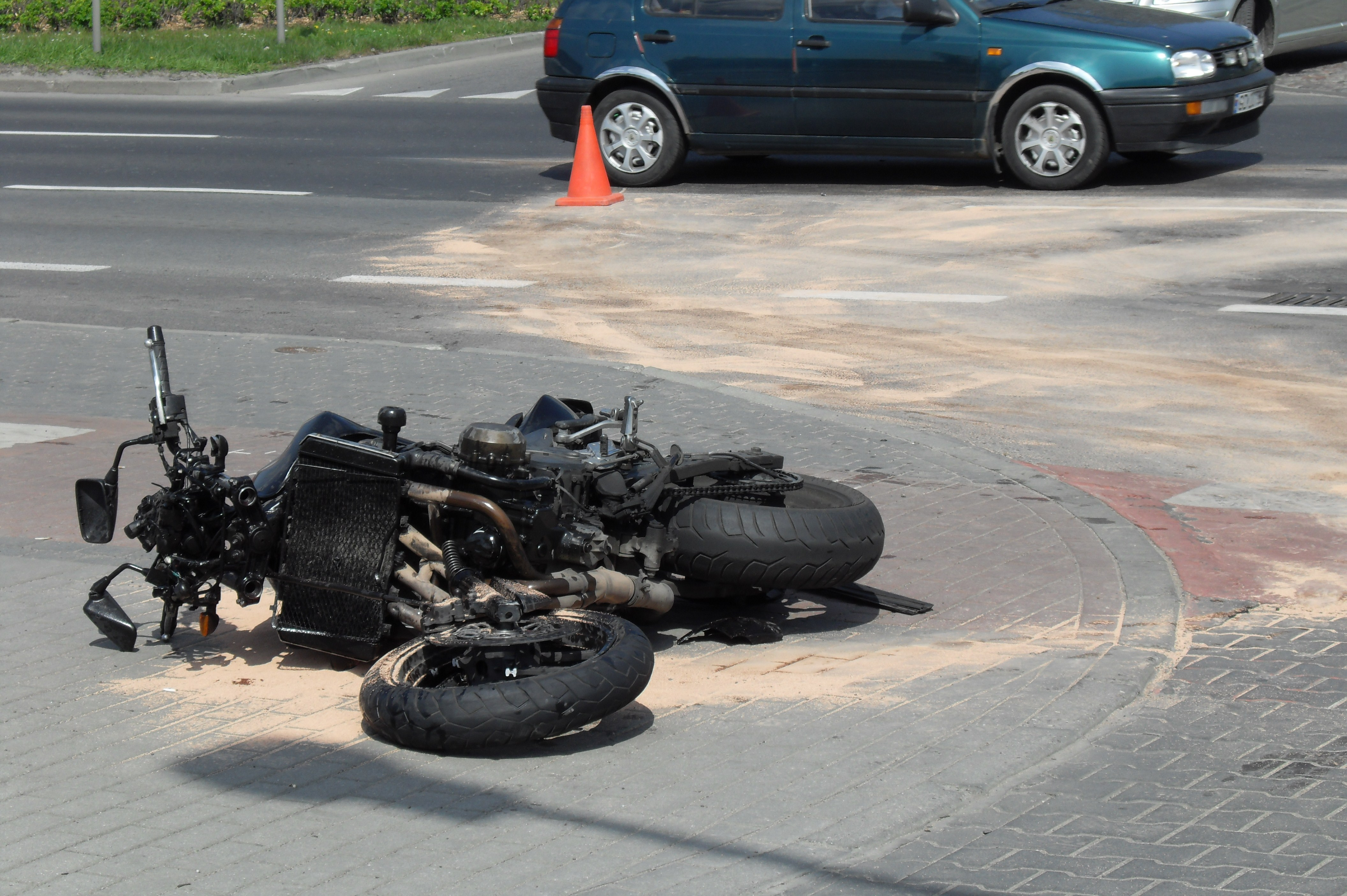 Fatal Motorcycle Accidents On the Rise in 2015, NHTSA