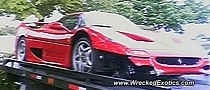 FBI Wins Ferrari F50 Crash Trial