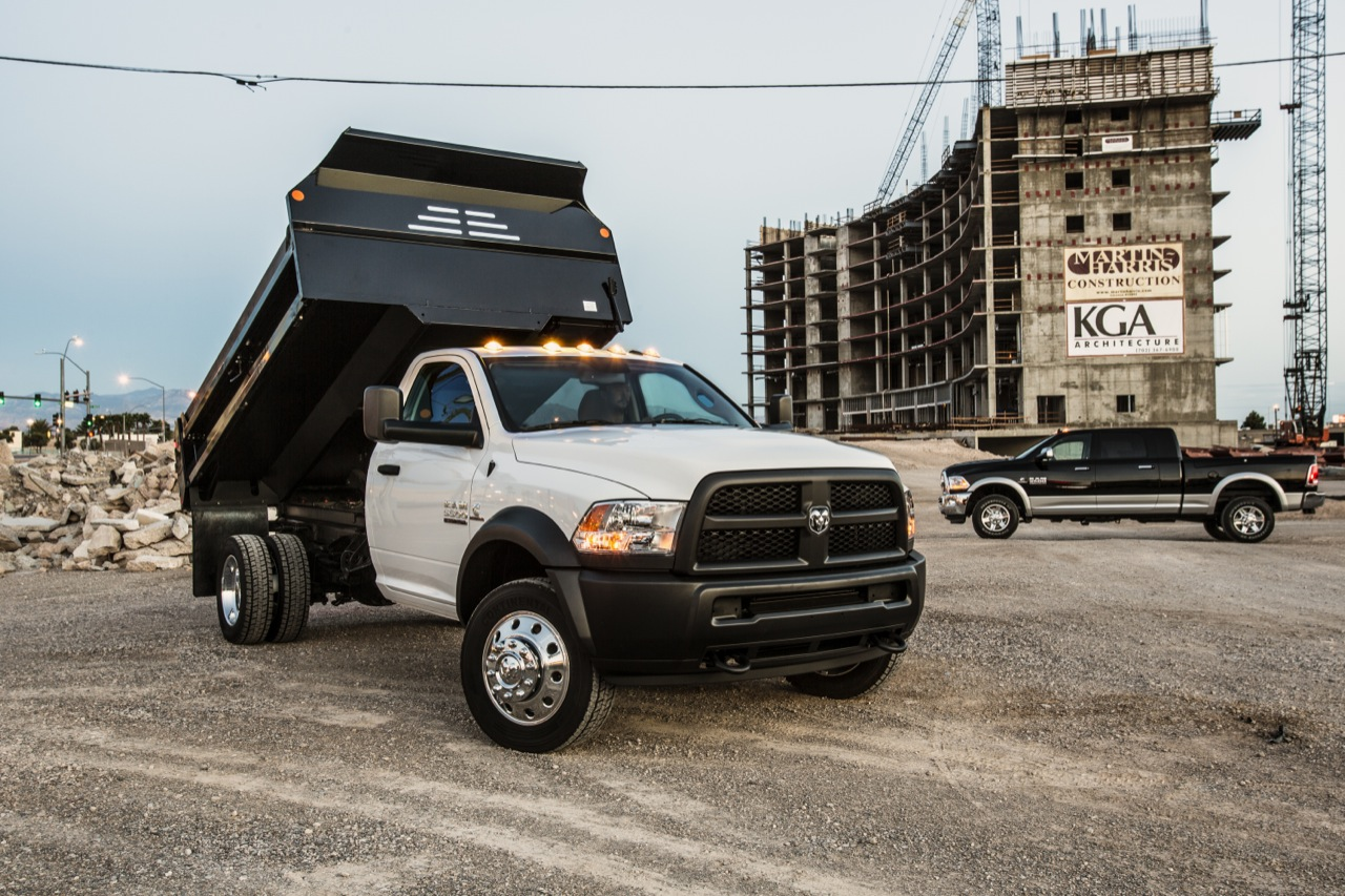 5500 Dump Truck >> FCA US Announces Two Safety Recalls, the Ram Dual-Wheel and Dodge Challenger are Affected ...