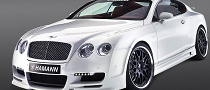 Feast Your Eyes on Hamann's Tuned Bentley Continental