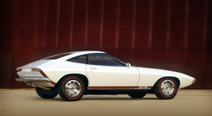 Feast Your Eyes on the Holden Torana GTR-X Concept from 1970