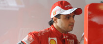 Felipe Massa's Boat Crashes in Brazil