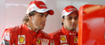 Felipe Massa Signed No 2 Driver Deal with Ferrari