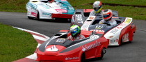 Felipe Massa Wins 500 Miles of Granja Viana Kart Race