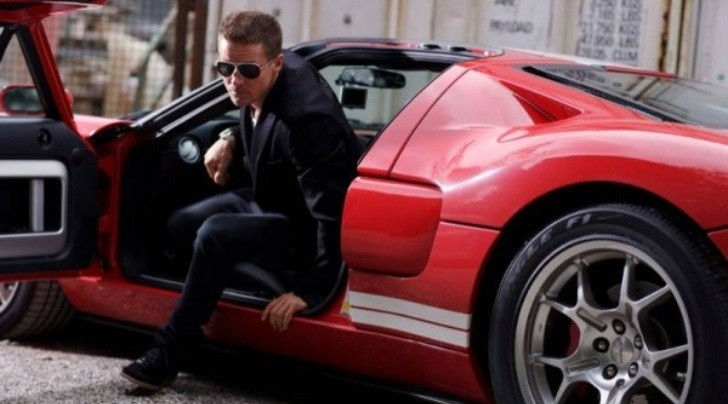 Felix Baumgartner Drives a Ford GT