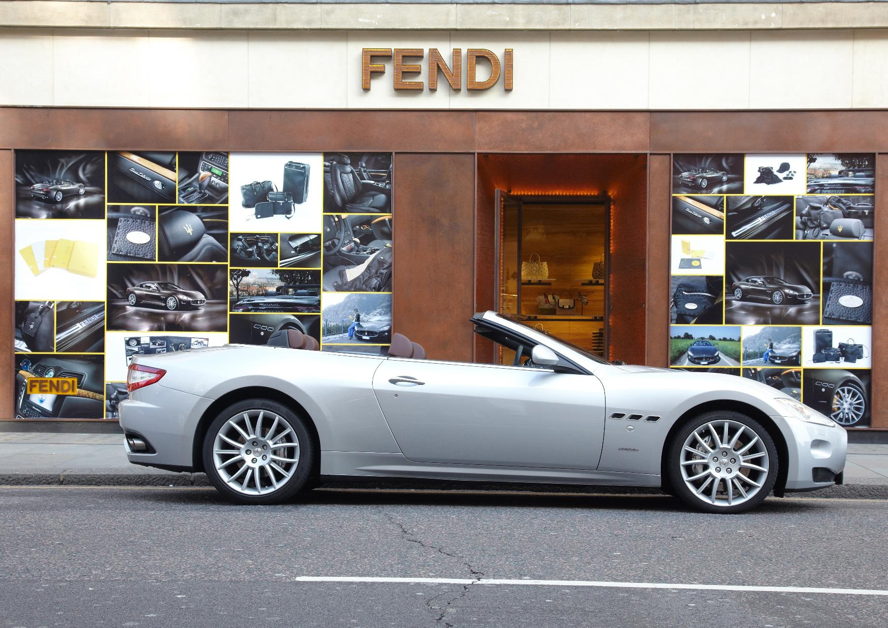 Fendi Maserati Travel Kit Launched