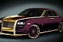 Fenice Milano Paris Purple Rolls-Royce Ghost Sold [Video]