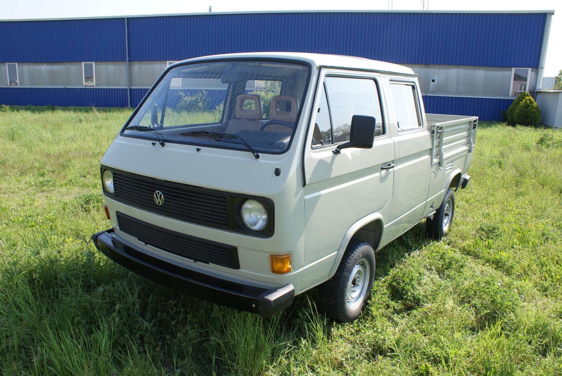 ferdinand butzi porsche 39 s volkswagen t3 pick up for sale. Black Bedroom Furniture Sets. Home Design Ideas