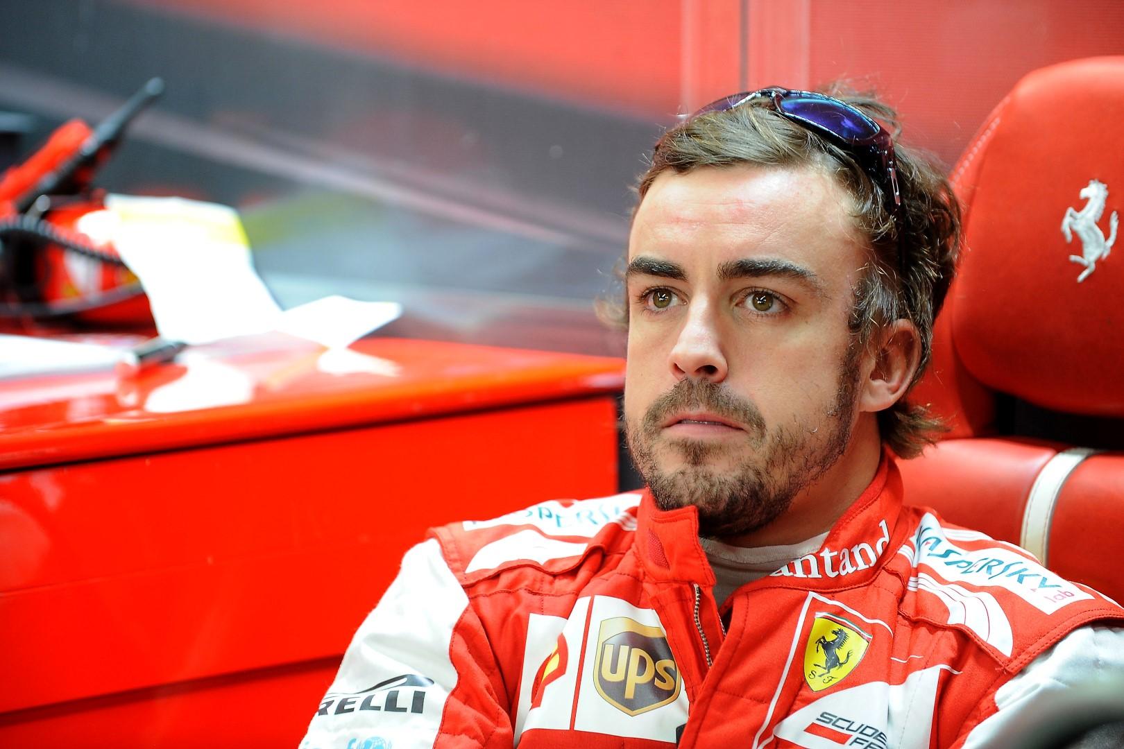 Fernando Alonso Teases Honda Likes The Acura Nsx