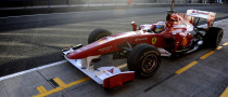 Ferrari 2011 Chassis Passes FIA Crash Tests