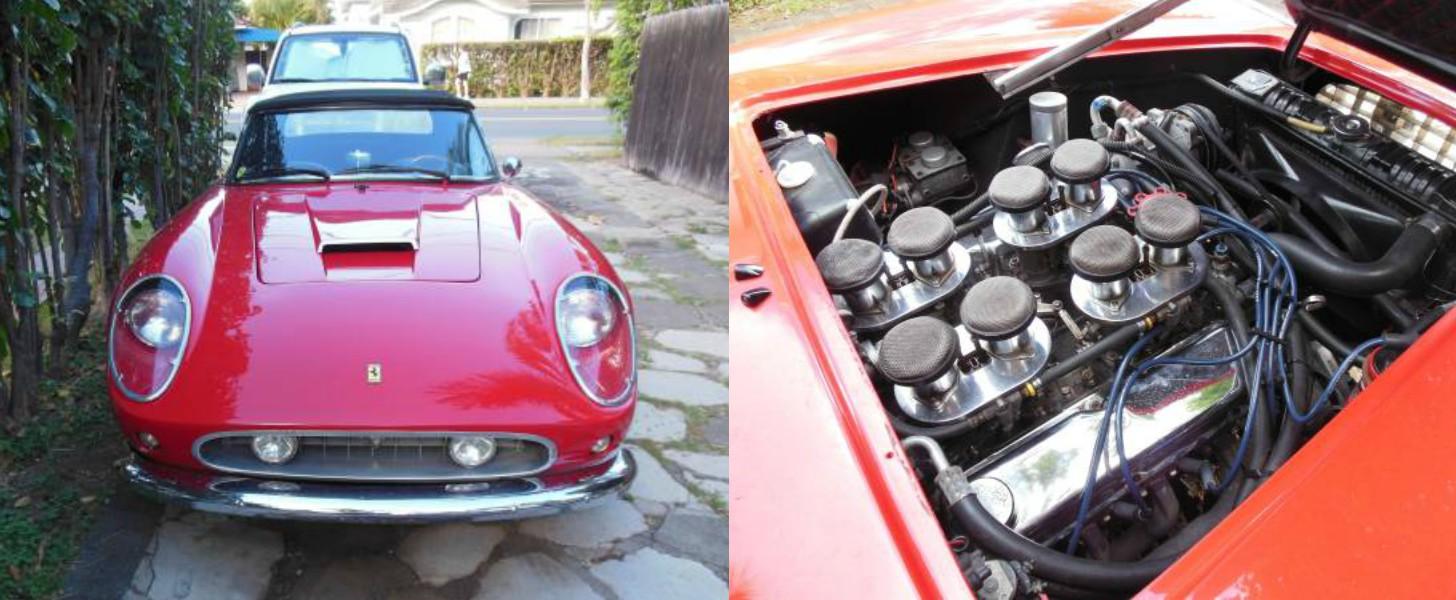 Ferrari 250 Gt California Spyder Replica Listed On Craigslist For 145 000 Autoevolution