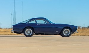 Ferrari 250 GT Lusso Heading to Auction After 48 Years of Single Ownership