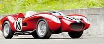 Ferrari 250 Testa Rossa Prototype To Fetch Record Price at Pebble Beach